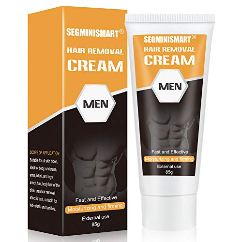 Hair Removal Cream, Premium Depilatory Cream, Body Hair Removal Cream,Used on Legs & Body Part Skin Friendly Painless Flawless Hair Remover Cream for Women and Men