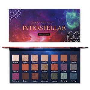 Prism Makeup 21 Colors Pigmented Eyeshadow Palette 6 Matte + 15 Shimmer Blendable Long Lasting Eye Shadow Palette Natural Colors Neutral Pigment Shadow Shimmers Make Up Cosmetics