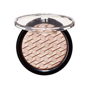 e.l.f. Metallic Flare Highlighter HighShimmer Powder, Rose Gold, 0.18 Ounce