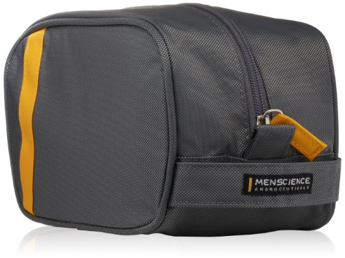 MenScience Androceuticals Personal Travel Bag