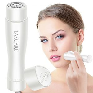 Facial Hair Removal for Women, Laxcare Painless Perfect Hair Remover Waterproof with Built-in LED Light