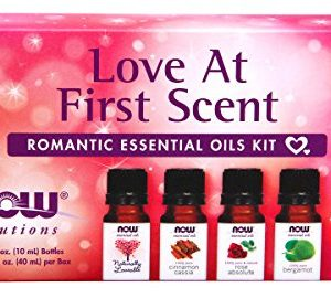 "NOW® Solutions ""Love At First Scent"" Essential Oils Kit"