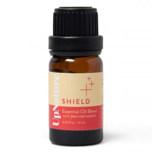 Shield Essential Oil Blend - 100% Pure Essential Oil - Keep Immunity On Guard - Fights Germs - Prevent Illness - Relieves Cold & Cough