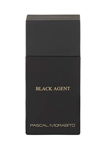 Pascal Morabito - Black Agent - Eau de Toilette - Spray for Men - Oriental Fragrance - 3.3 oz
