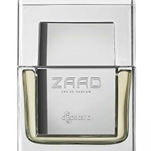 Zaad Eau de Parfum by O Boticario | Long Lasting Premium Perfumes for Men | Fresh & Woody Men's Fragrance (3.2 fl oz)