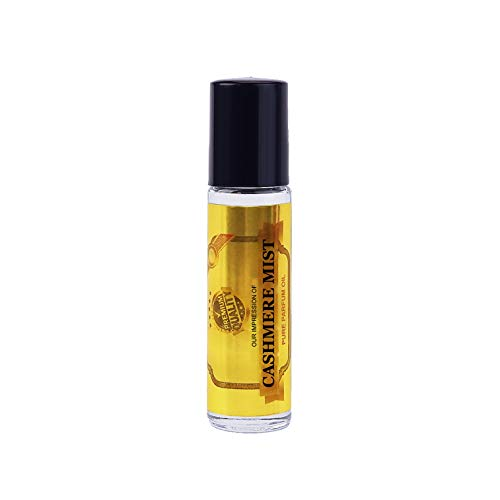 Perfume Studio Oil IMPRESSION of Casmir Mist Perfume for Women, 100% Pure Undiluted, No Alcohol Premium Grade Parfum (VERSION/TYPE Fragrance; 10ml Glass Roll On)