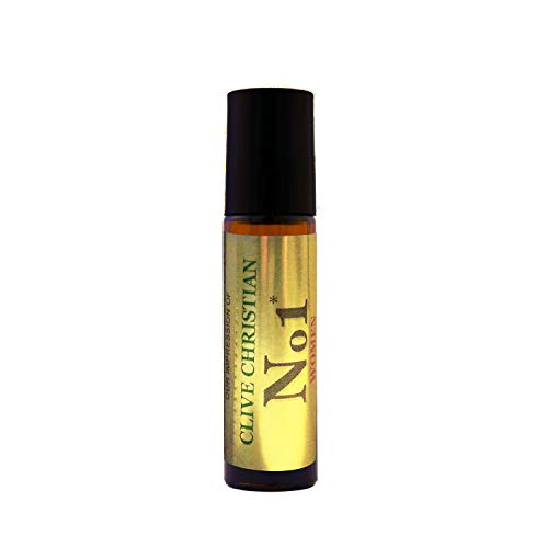 Perfume Studio Premium Quality Undiluted IMPRESSION of Clive-Ch No 1 For Women; 10ml Amber Glass Roll-On Black Cap, 100% Pure Undiluted Parfum Oil (VERSION/TYPE Oil; Not Original Brand)