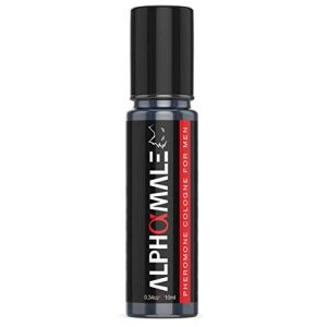 Premium Pheromone Cologne for Men - AlphaMale - Attraction Perfume for Men to Attract Women