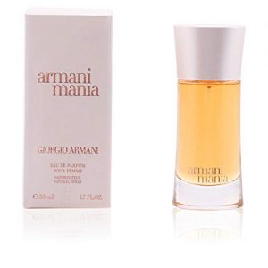 Armani Mania Pour Femme By Giorgio Armani For Women. Eau De Parfum Spray 1.7 Oz.