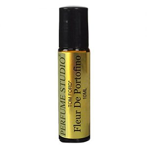 Perfume Studio IMPRESSION Parfum Oil of Tom-Ford Fleur De Portofino. Premium VERSION of Original Fragrance (10ml Roll on Bottle)