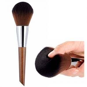 CLOTHOBEAUTY Premium Synthetic Kabuki Makeup Brush Kit, Incredible Soft, X-Large Powder Blush Bronzer Brush