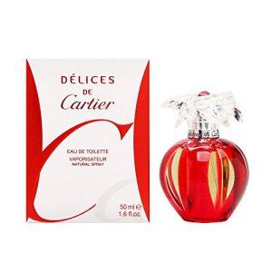 Delices De Cartier by Cartier Eau De Toilette Spray 1.6 oz