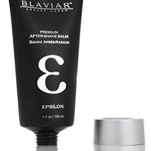 Blaviar | Ultra-Luxury Eau de Cologne After-Shave Balm, 5 fl oz / 150 mL (Epsilon)