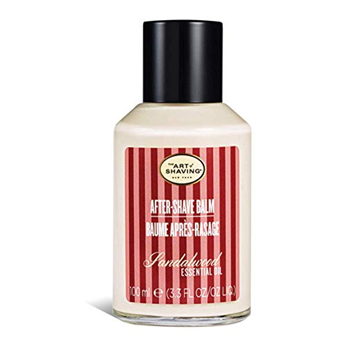 The Art of Shaving Sandalwood After-Shave Balm and Daily Moisturizer for Men