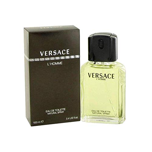 Versace L'Homme by Versace 3.4 oz Eau de Toilette Spray