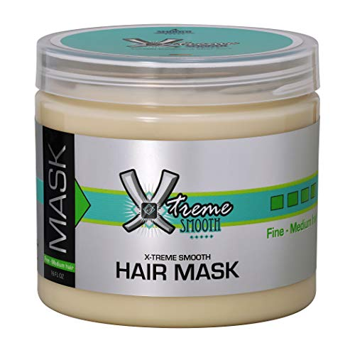 Forever Smooth - X-treme Hair Mask - 16oz - For fine hair.