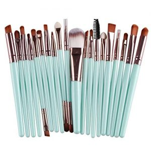 Makeup Brush Set 20 pcs Premium Foundation Face Powder Blush Eyeshadow Brushes Makeup Brush Kit