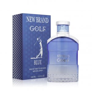 New Brand Perfumes New Brand Golf Blue 3.3 Oz Eau De Toilette Spray | Fragrance for Men