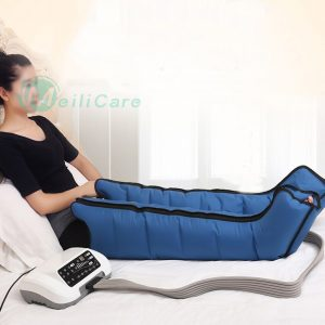 Air Compression Leg Massager Waist Arm Foot Massage Machine