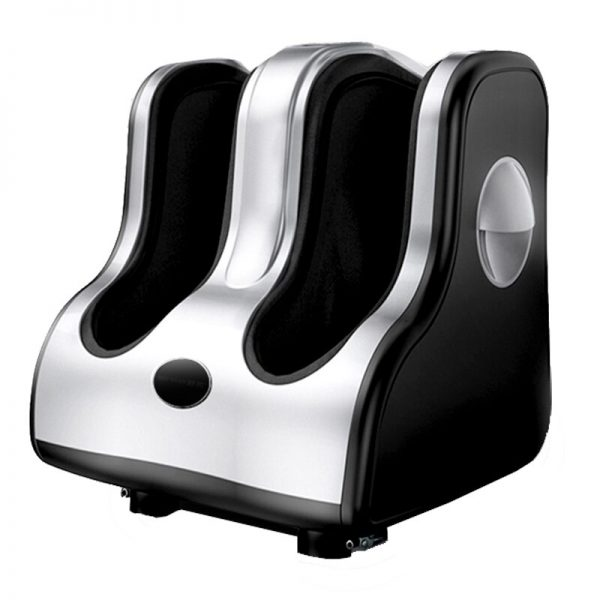Electric Heating Foot Leg Massager Shiatsu Roller Therapy