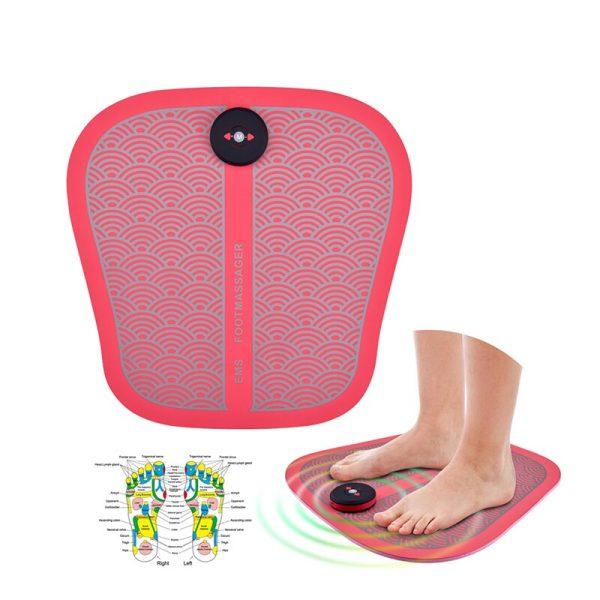 Electric EMS Foot Massager Foot Vibrator