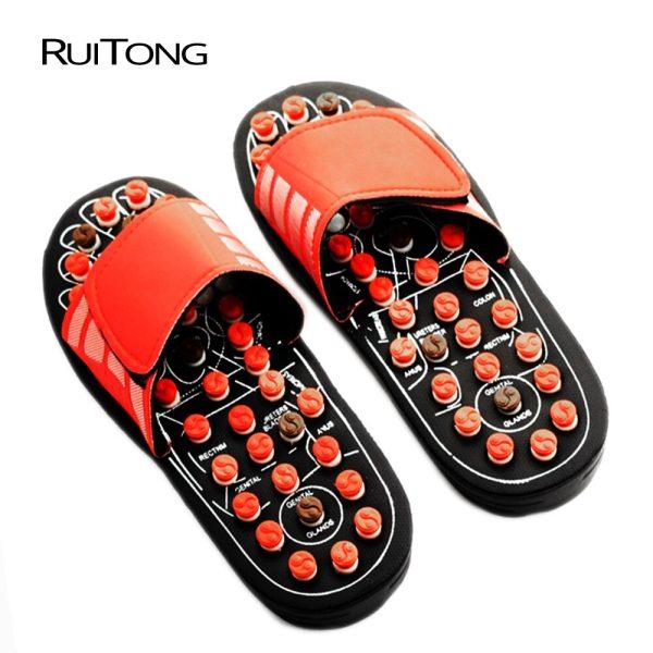 Foot massage acupressure Promote blood circulation reflex