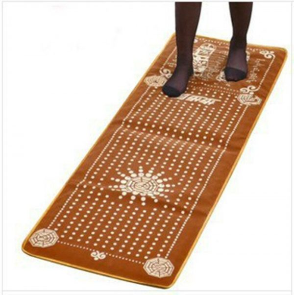 Tourmaline Blanket Mat Foot Massage Pad Foot