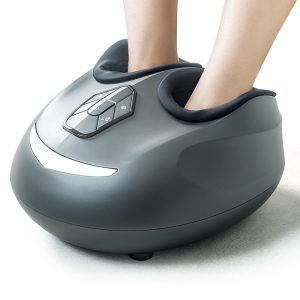 MARESE Electric Foot Massager Heated Roller Shiatsu