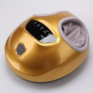 Electric Hot Compress Foot Massager Vibration Air Pressure
