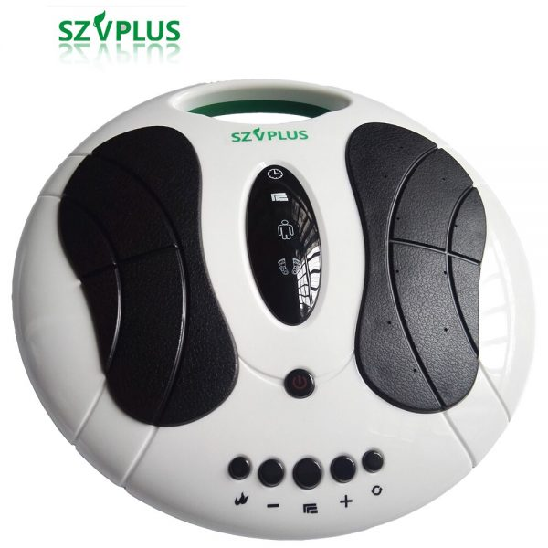 EMS Foot Massager Infrared Circulation Booster reflexology