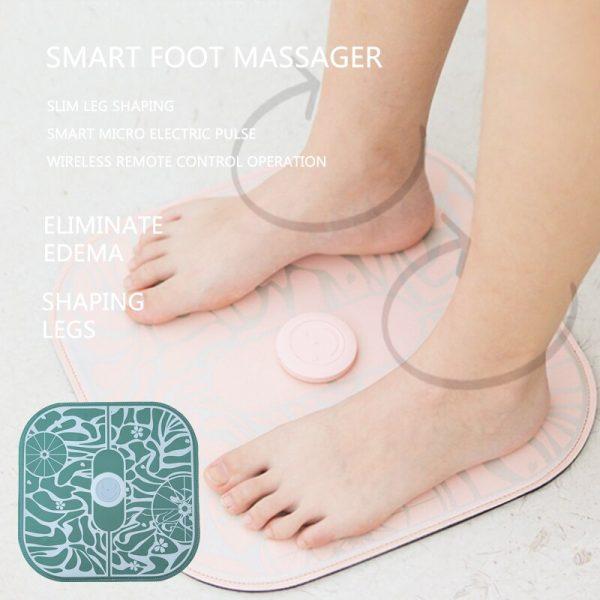 Pad Feet Muscle Stimulator Foot Massage
