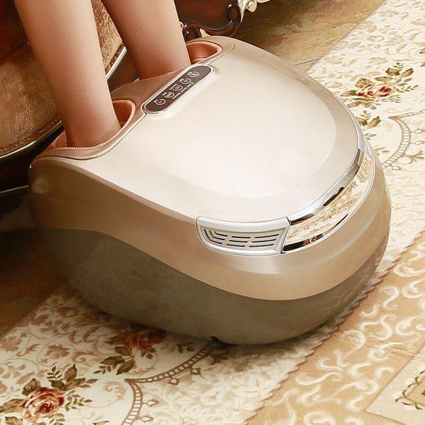 Electric Foot Massager Vibration Shiatsu Kneading Air Pressure