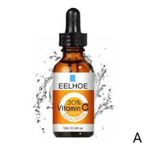 Acid Serum 20% Face Anti Aging Essential Oil Moisturizing Cream