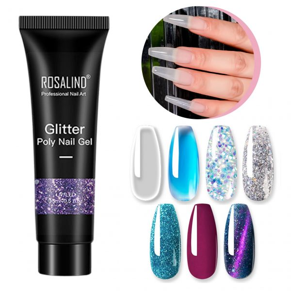 Gel Extension Complete Nail Kit For Extension Semi Permanent