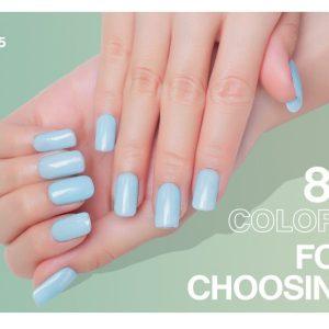 Nails Gel Polish Varnish Pure Art Manicure